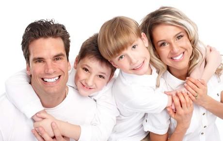 familia salud bucodental