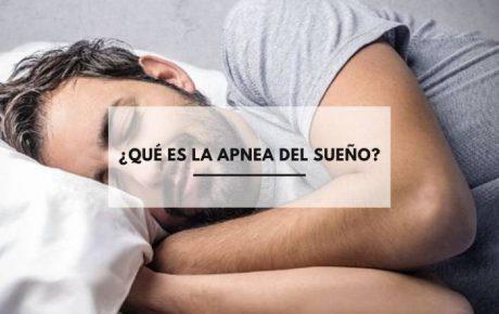 ¿Qué es la apnea del sueño?