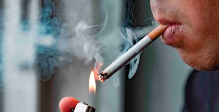 tabaco y prevención