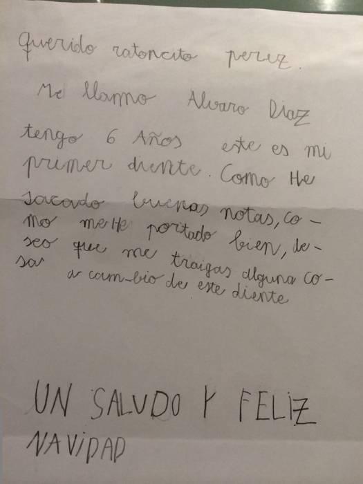 La Cartita de Álvaro