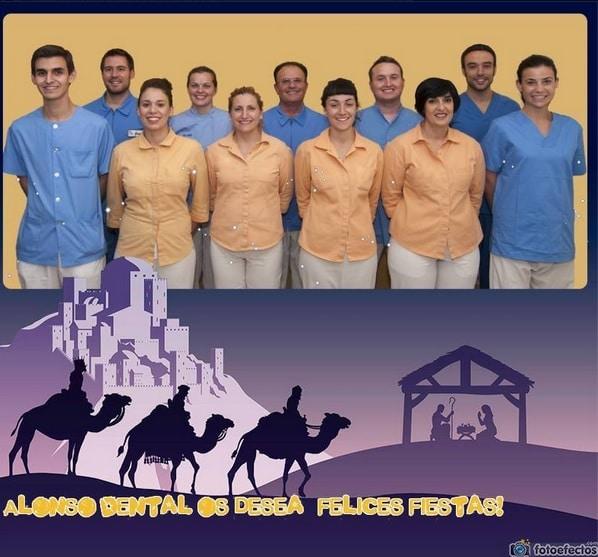 Alonso Dental os desea Feliz Navidad y próspero año 2015