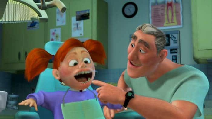 El cine y los dentistas: ¿una rara relación?