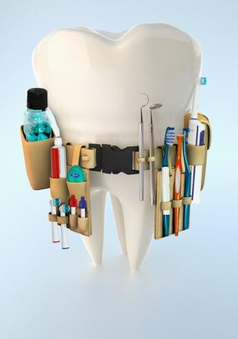 ¿En qué consiste limpieza dental?