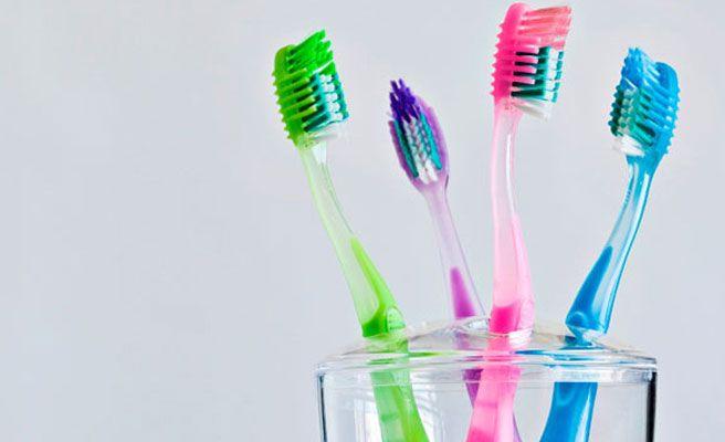 ¿Cuándo cambiar el cepillo dientes?