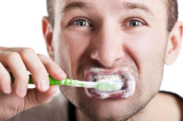 Cómo cepillarte bien los dientes