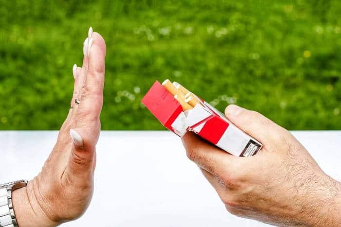 Tabaco y cáncer oral. Primeros síntomas.